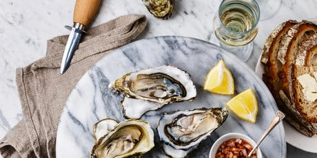 Oyster Shucking + Champagne tickets