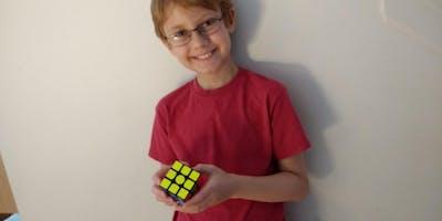 Solving the Rubik's Cube w/Evan