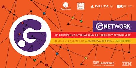 12° Conferencia Internacional de Negocios y Turismo LGBT entradas