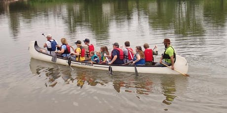 Giant Canoe half-day summer camp on Chemung River tickets