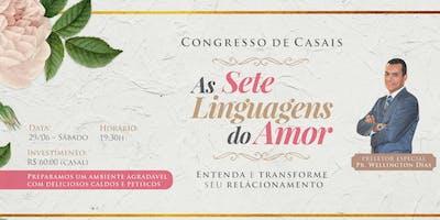 Congresso de Casais - As sete linguagens do amor