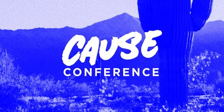 Cause Conference 2020 tickets