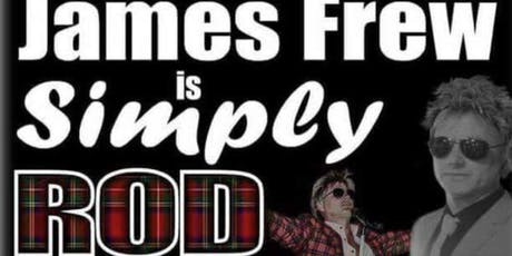 Simply Rod - A Rod Stewart Tribute Night tickets