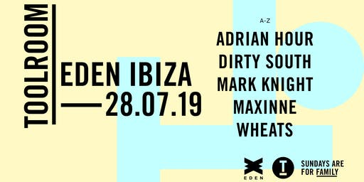 Toolroom Ibiza 2019: Week 9 w/Mark Knight, Dirty South, Wheats + more...