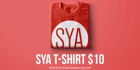 SYA T-Shirts tickets