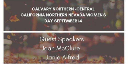 Northern California Calvary Chapel Association Women's Day Conference
