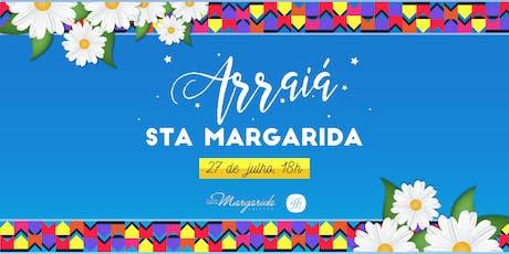 Arraiá Sta Margarida 2019 tickets