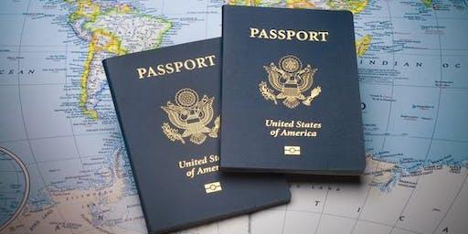 USPS Passport Fair at Berea Post Office