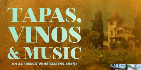 Tapas, Vinos and Musica on the Patio tickets