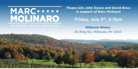 An Evening at Millbrook Winery tickets