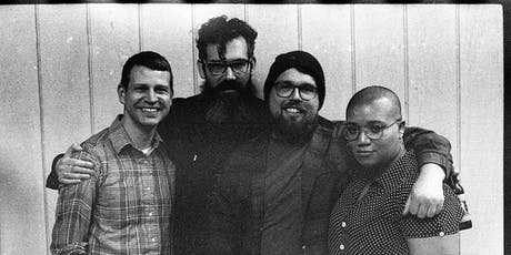 Mock Identity (EP release), Clear Channel, Taciturn at Comet Ping Pong tickets