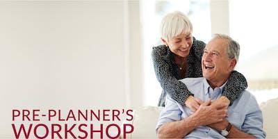 Pre-Planner's Workshop