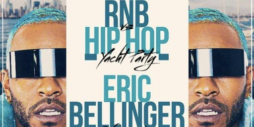 ERIC BELLINGER - LIVE • MEGA YACHT PARTY