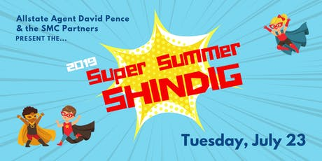 2019 Super Summer Shindig: Part of the SMC Gives Event Series tickets