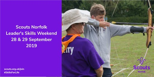 Norfolk Scouts Skills Weekend