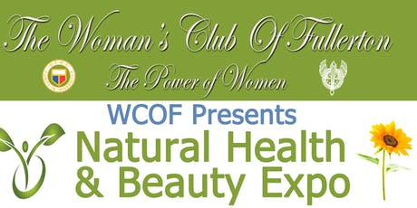 WCOF Natural Health and Beauty Expo tickets