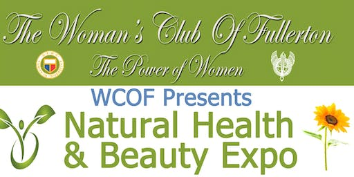 WCOF Natural Health and Beauty Expo