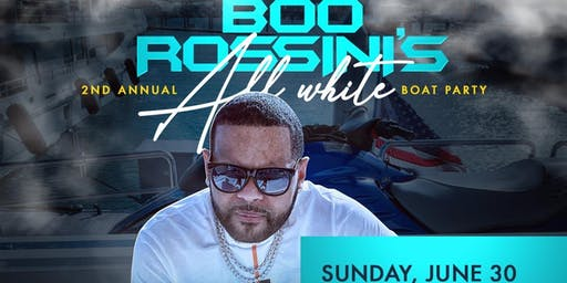 Boo Rossini's 2nd Annual All White Bday Bash hosted by 1Nonnon