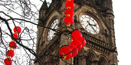 Architectural Photo Walk in Manchester  (Smart Phone / Camera) tickets