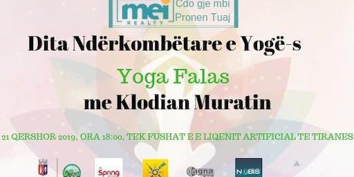 Hatha Yoga FREE