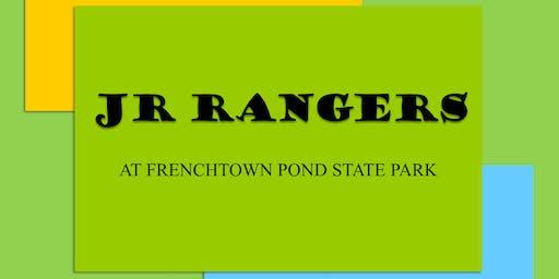 Jr. Rangers Paleolithic Play Session 2