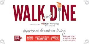 Walk and Dine 2019