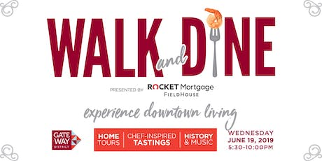 Walk and Dine 2019 tickets