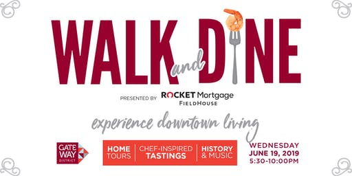 Walk and Dine 2019