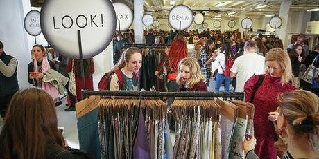 The Sustainable Angle's Future Fabrics Expo in NYC tickets