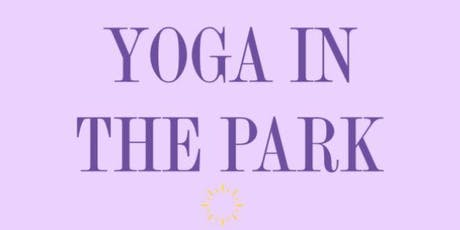 Yoga in the Park-Wednesday Nights! tickets