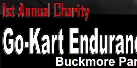1st Annual Charity Go Kart Endurance Race tickets