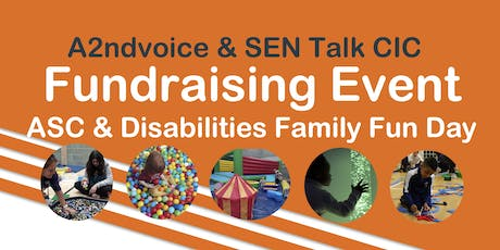 ASC & Disability Family Fun Day @TOOTING LEISURE CENTRE tickets