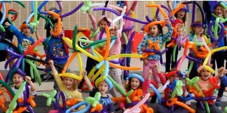 5 Week Progressive Balloon Workshop tickets
