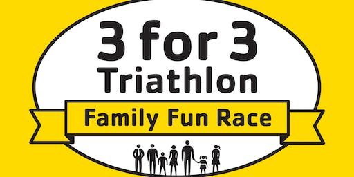 3-for-3 Triathlon
