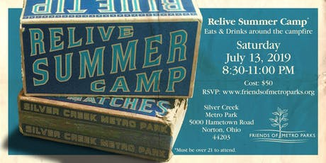 Relive Summer Camp! tickets