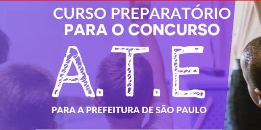 Curso preparatório para o Concurso de ATE