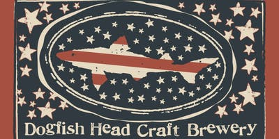 Dogfish Head 4th of July Takeover at Sandlot