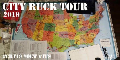 City Ruck Tour 2019 - Hartford CT