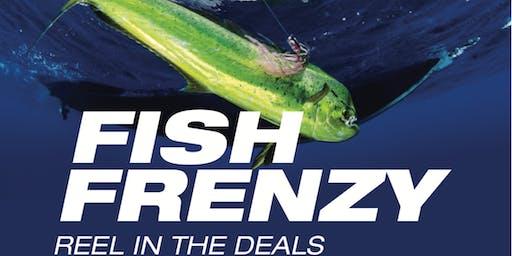 West Marine Stamford Presents Fishing Frenzy