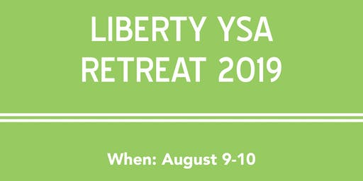 Liberty YSA Retreat