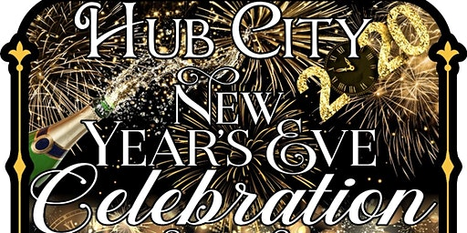 Hub City New Year's Eve Ball