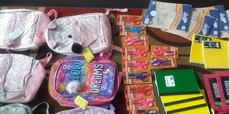 Back To School Supplies Giveaway tickets
