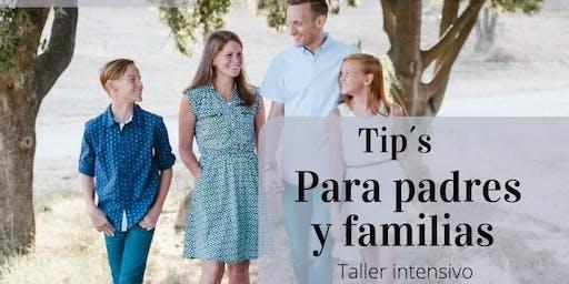 Tips Para Padres y Familias Lerma
