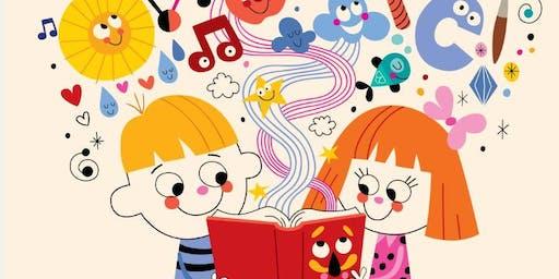 Grades 1 & 2 Book Club (Central Library)