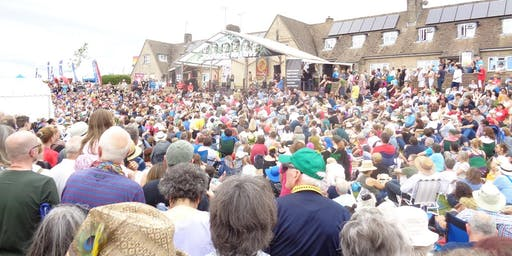 Plymouth Goes To Tolpuddle Festival 2019