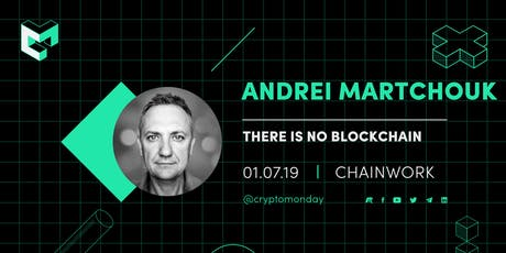 """There is no Blockchain"" and the need of Business Blockchains Tickets"