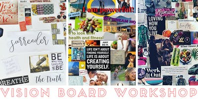 Let's build your VISION board