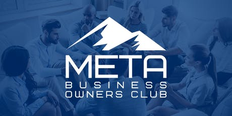 META Business Owners Club tickets