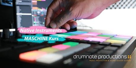 Native Instruments MASCHINE Kurs Tickets
