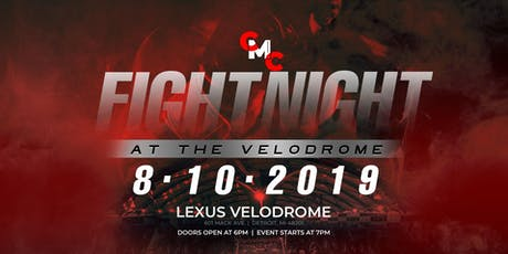Fight Night At The Velodrome tickets